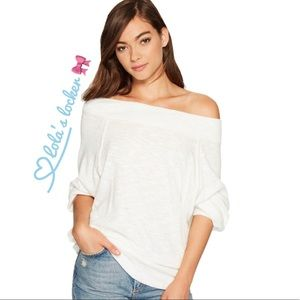 Free People Tops - We The Free Palisades Off the Shoulder Top